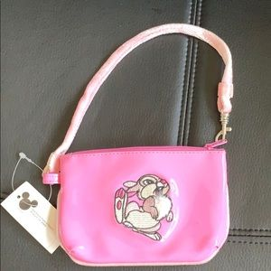 Handbags - NWT- Adorable little wristlet with THUMPER
